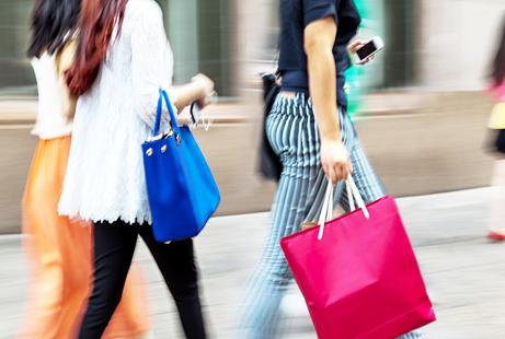 女性视点 ~以女性消费者为主的市场增长~